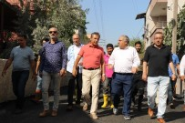 ÜÇOCAK - Akdeniz İlçesine 2 Yılda 60 Milyon Liralık Alt Yapı Yatırımı