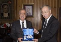 ERZURUM VALISI - Atatürk Üniversitesi'nden Türkiye-Japonya Kültürel İş Birliğine Büyük Destek