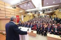 DENİZ ULAŞIMI - Bakan Turhan Açıklaması 'Dünya Yat Üretiminde 3'Üncü Sıraya Yükselip Marka Haline Geldik'