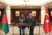 KARA KUVVETLERİ KOMUTANI - Bangladeşli Komutandan Orgeneral Güler'e Ziyaret