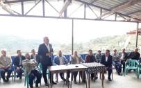 AHMET TAN - Başkan Yılmaz Açıklaması Kestel Köyünün Yol Sorunu Çözülüyor