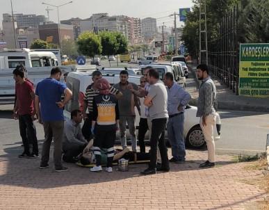 Batman'da Trafik Kazası Açıklaması 3 Yaralı