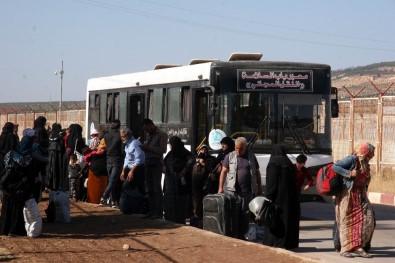 Bayram için ülkesine giden Suriyelilerden 25 bini geri döndü