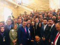 MİLLİ SAVUNMA KOMİSYONU - Belediye Başkanı Seçen, AK Parti Grup Toplantısına Katıldı