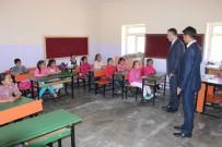 OKUL ÖNCESİ EĞİTİM - Budanur Köy Okullarını Ziyaret Etti