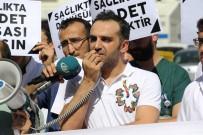 GÜVENLİKÇİ - Diyarbakır'da Doktora Saldıran Hasta, Öğretmen Çıktı
