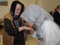 Dünya Yaşlılar Gününde Huzurevlerine Ziyaret