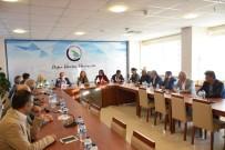 İDRİS ŞAHİN - Düzce Üniversitesi İl Genel Meclisini Konuk Etti