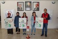 Erzincan'da Gençlerden Atık Pil Toplama Kampanyası