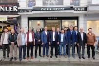 ESNAF ODASı BAŞKANı - 'Esnaf Uzlaşırsa Gereken Adımları Atarız'