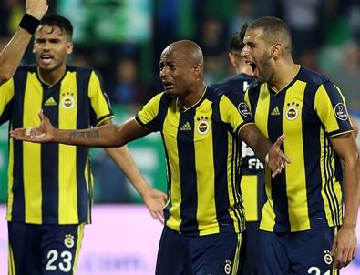 Fenerbahçe'de kadro değişiyor