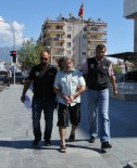 MAHMUTLAR - FETÖ'den Aranan Eski Emniyet Müdürü Alanya'da Yakalandı