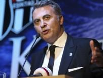 FİKRET ORMAN - Fikret Orman'dan başkan adaylığı açıklaması