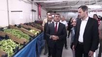 KEMAL ŞAHIN - Finlandiya İçişleri Bakanı Mikkanen, Suriyelilerle Buluştu