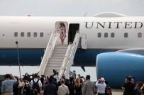 GANA - First Lady Melania Trump Afrika Turuna Başladı