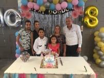 DOĞUM GÜNÜ PARTİSİ - GKV'li Çağlayan Kardeşlere Doğum Günü Sürprizi