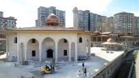 SEYFULLAH - İlkadım'da Cami Ve Külliye İnşaatında Sona Yaklaşıldı