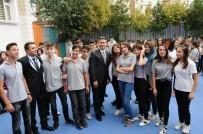 İZZET YıLDıZHAN - İzzet Yıldızhan'dan Bilnet Okullarına Ziyaret