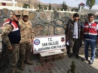KıNALı - Kafes Avcılığı Yapan Şahsa 3 Bin 544 TL İdari Para Cezası Kesildi
