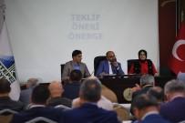 MİTHAT PAŞA - Kartepe Belediyesi Ekim Ayı Meclis Toplantısı Gerçekleştirildi