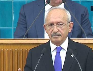 Kılıçdaroğlu'dan McKinsey tepkisi: Anlaşmayı iptal et