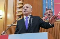 ENIS BERBEROĞLU - Kılıçdaroğlu'ndan 'Mckinsey' Eleştirisi