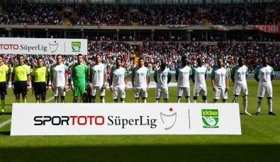 Ligin en az gol atan takımı Bursaspor