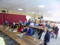 DİSİPLİN KURULU - Lokma Ve Cemiyet Hayırları Öğrenciye Yemek Bursu Olacak