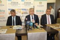 KAPALI ÇARŞI - Malatya Yapı Ve Dekorasyon Fuarı 3 Ekimde Açılıyor