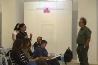 TAMER LEVENT - Maltepe'de 'Sanata Evet' Dediler