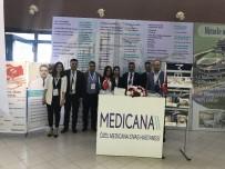 TERMAL TURİZM - Medicana Sivas Hastanesi Termal Ve Sağlık Turizm Zirvesi'ne Katıldı