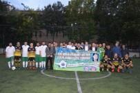SOSYAL GÜVENLIK KURUMU - Mehmet Akif İnan Kurumlar Arası Futbol Turnuvası Başladı
