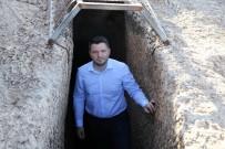 HELENISTIK - Milletvekili Toprak, Perre Antik Kent'te İncelemelerde Bulundu