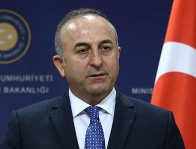 Çavuşoğlu: YPG'nin Münbiç'ten çıkarılmasının zamanı geldi