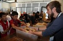 KAĞIT FABRİKASI - Öğrenciler, SEKA'da Kağıdın Yolculuğuna Tanık Oldu