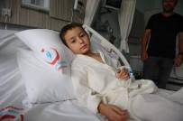 KALP AMELİYATI - Kalbi Delik Olan 6 Yaşındaki Çocuğa Koltuk Altından Kalp Ameliyatı