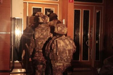 'Para Aklama' operasyonu: 417 gözaltı kararı