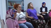 MODIFIYE - Pilatesin Aksesuarı Tekerlekli Sandalyeleri Oldu