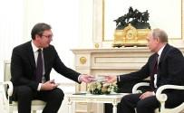 KOSOVA - Putin Ve Vucic, Sırbistan - Kosova Gerilimini Görüştü
