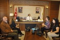 TAŞPıNAR - Rektör Şahin, İkinci Üniversite Kaydını Yaptı