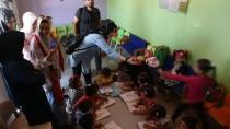 ZEYTİN DALI HAREKATI - Savaşın Çocuklarına Eğitim Desteği Sürüyor
