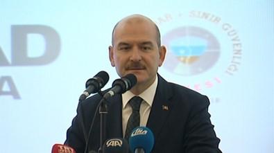 Soylu'dan ABD'ye PKK eleştirisi