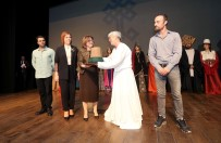 KERVANSARAY - 'Sultan-Ül Bahreyn İki Denizin Sultanı' Sahnelendi