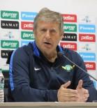 İBRAHİM ÜZÜLMEZ - Süper Lig'de Teknik Direktör Değişikliği Erken Başladı