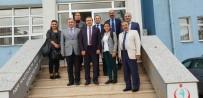 ŞEHİR HASTANELERİ - Tekirdağ Şehir Hastanesinde İnceleme Ve Değerlendirme Toplantısı