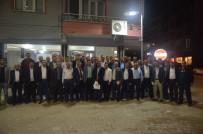 ÇAMLıCA - AK Parti'den Muhtarlara Yemek