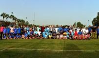 MUHITTIN PAMUK - Akdeniz'den Amatör Spor Kulüplerine Malzeme Desteği