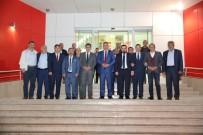 MEHMET YAPıCı - Aktepe Açıklaması 'Fatsa İçin Birlikte Çalışıyoruz'