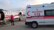 KALP AMELİYATI - Ambulans Uçak Minik Rüzgar Asaf İçin Havalandı