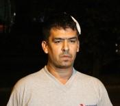 POLİS MERKEZİ - Antalya'da Özel Halk Otobüsüne Şoförüne Levyeyle Saldırı